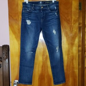 7 jeans size 29